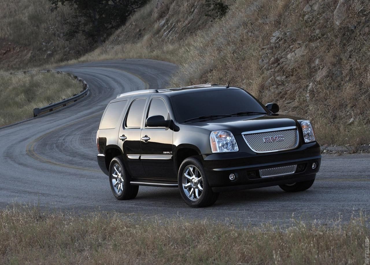 2007 Gmc Yukon Denali My Next Big Purchase With Images