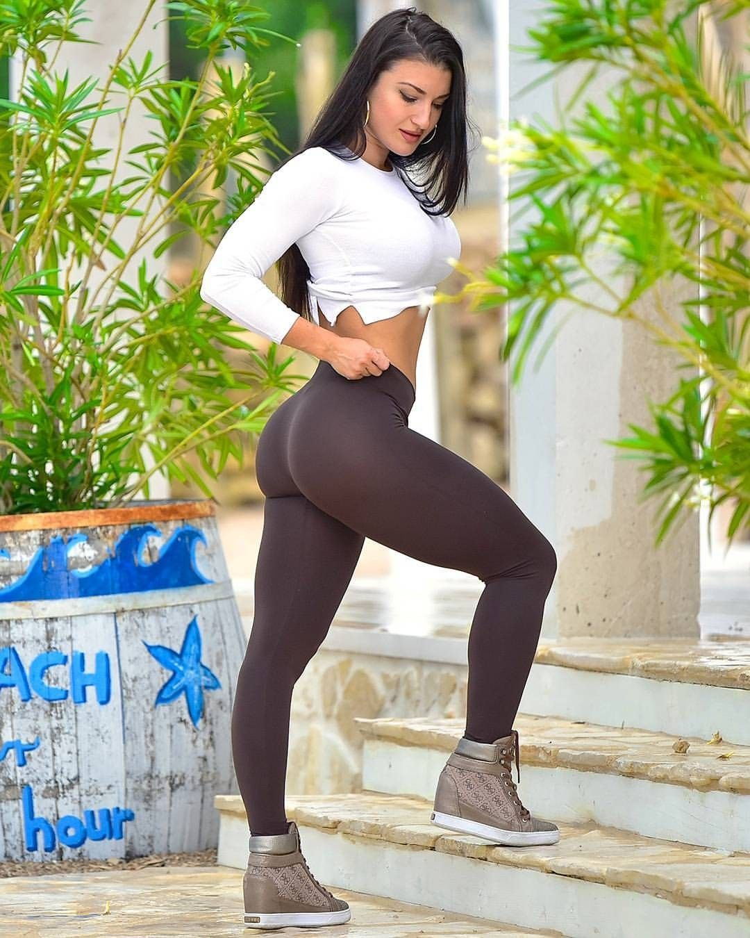 276cb58486c65 Hot, Butt Workout, Fitness Models, Leggings, Legs, Pants, Fitness Clothing