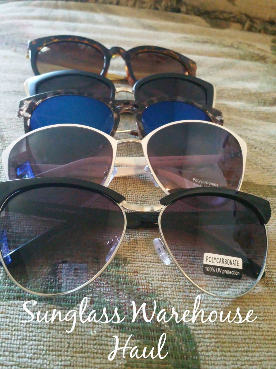 a4eb562f65 I am back today with a mini review and sunglasses haul from Sunglass  Warehouse. I first heard about Sunglass Warehouse from my fellow  Makeupateer