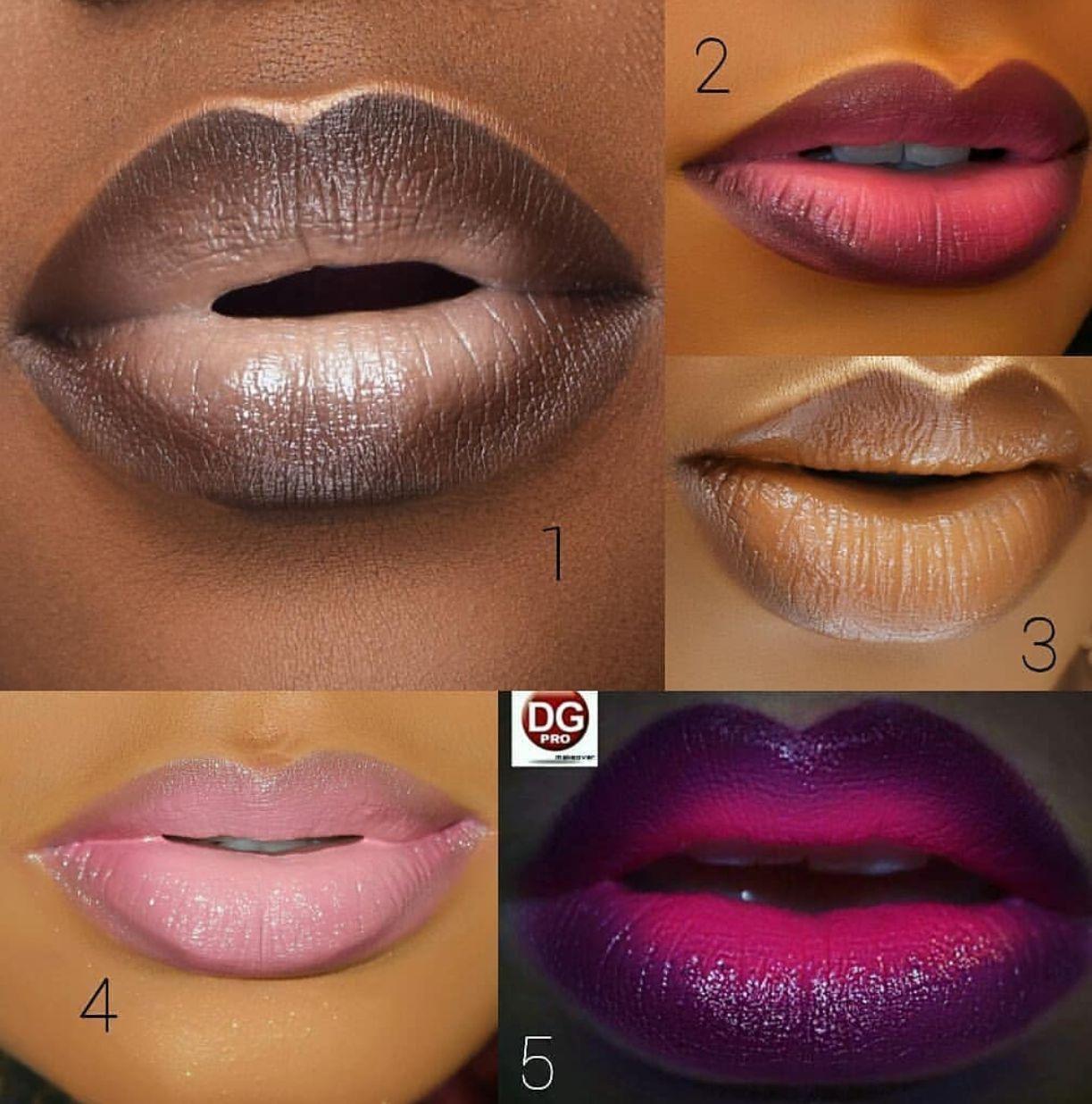 Makeup For Black Women Skin Makeup Makeup For Black Women Dark