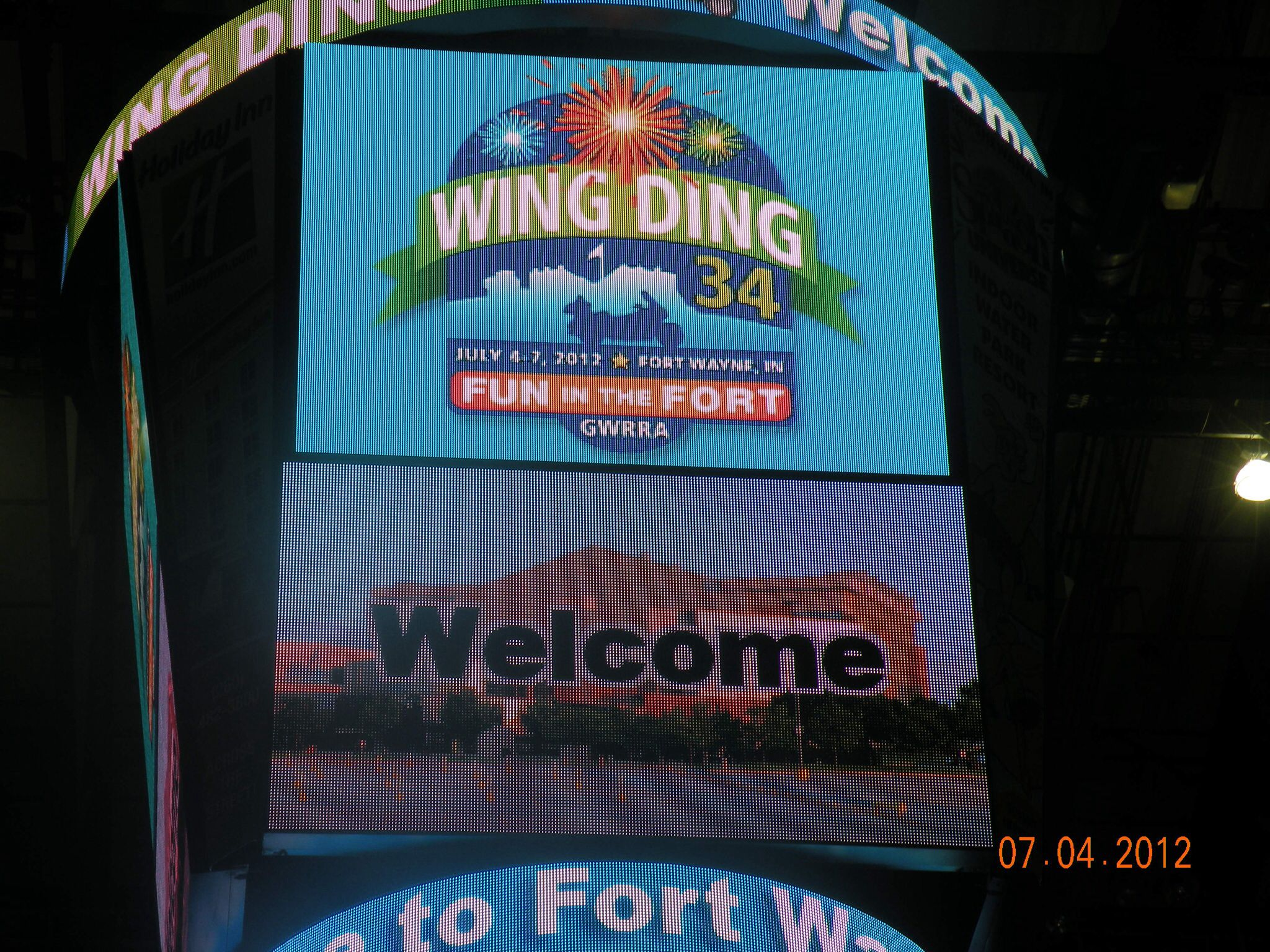 Wing Ding in Ft Wayne IN Wing dings, Honda, Wings