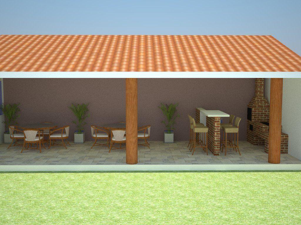 Projetos de ediculas com piscina 5 rea externa e for Modelos de piscinas de campo