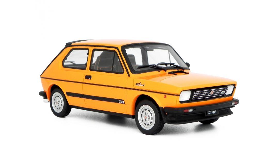 Pin Su Fiat 127 Sport 70 Hp 1982