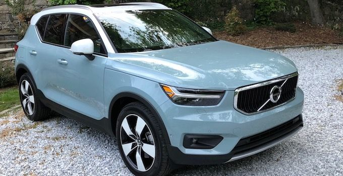 2019 Volvo XC40 Review: This Compact Luxury SUV Is A Girl