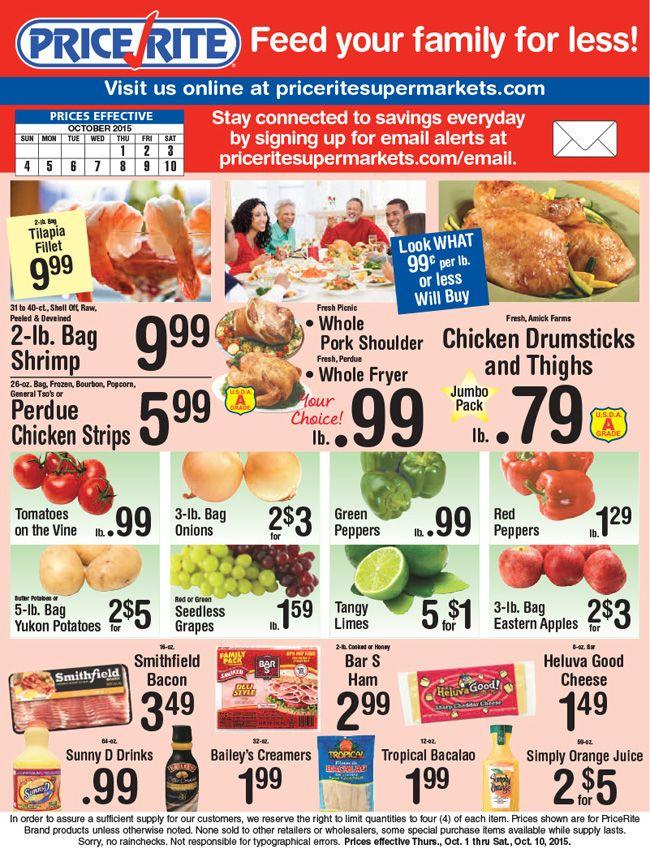 price rite coupons