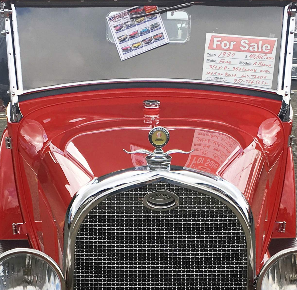 Classic Car Classifieds Old School Autos for Sale by