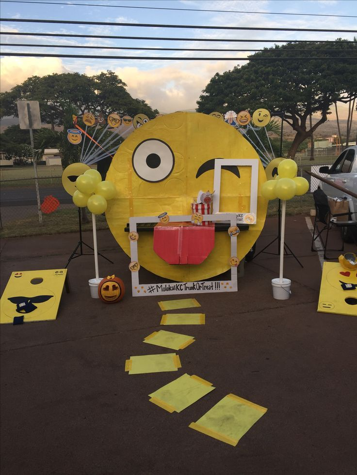 11 best Trunk or Treat images on Pinterest Halloween