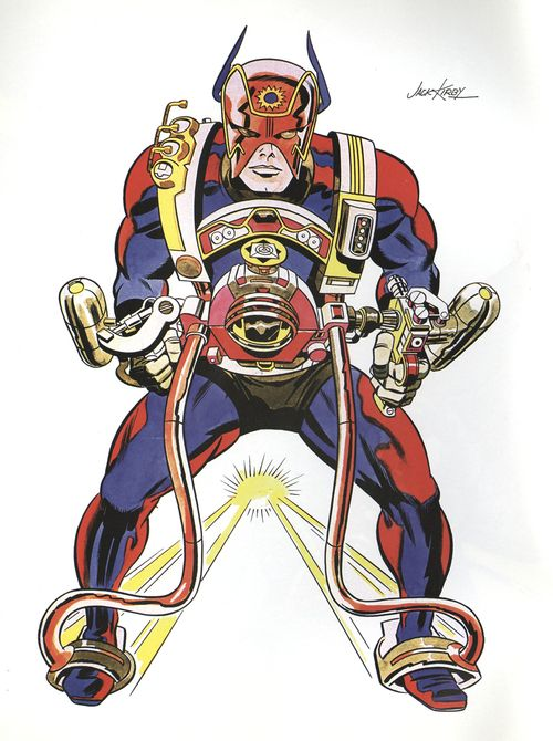 Orion - Jack Kirby