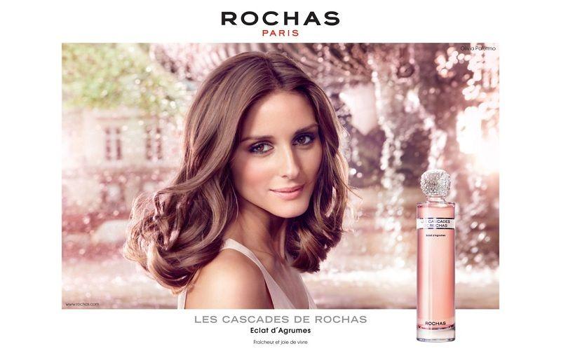 Les Cascades De Rochas Eclat D Agrumes Rochas 3 Jpg 800 501 Les Cascades Olivia Palermo Eau De Parfum