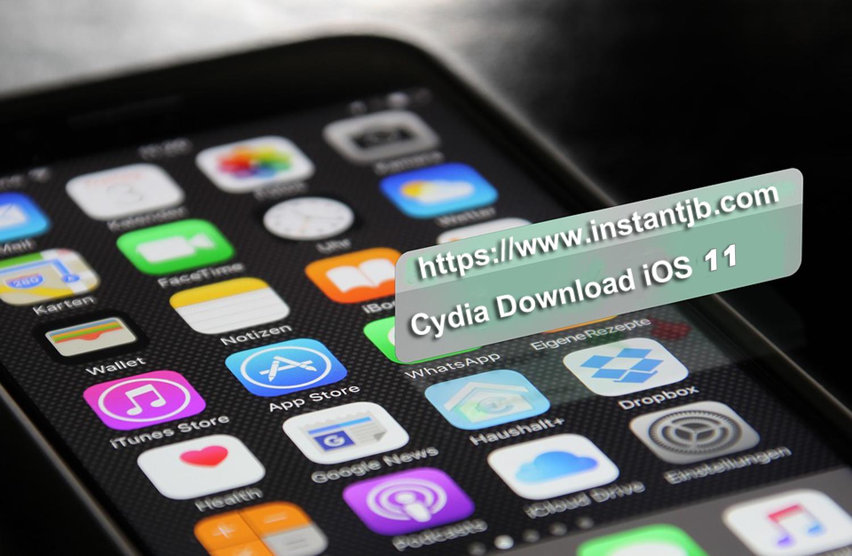 Cydia iOS 10.3.3 Download via iNstantJB https//www