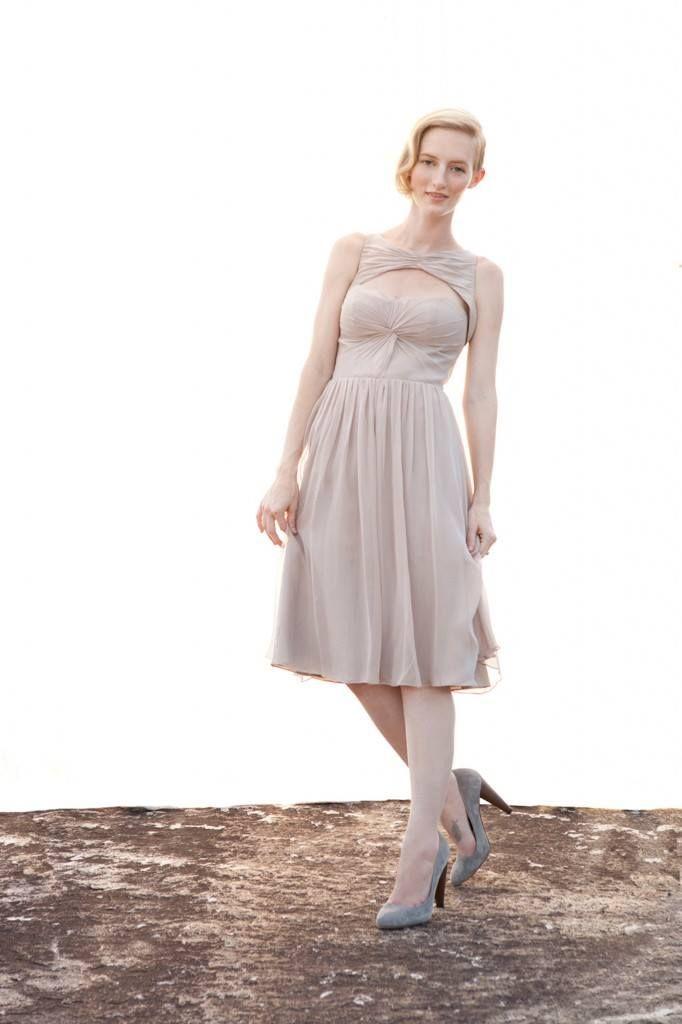 Ausgezeichnet Beste Brautjungfer Kleider Toronto Galerie ...