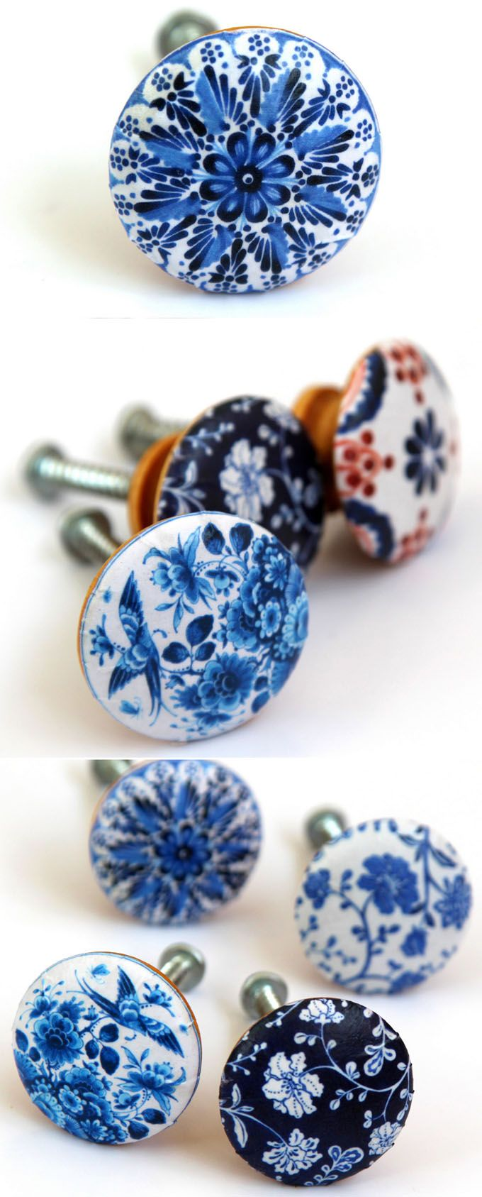 5 Minute Anthropologie Knobs Knockoff ( Beautiful Drawer Knobs DIY )   A  Piece Of Rainbow