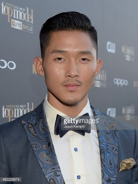 Justin Kim Of America S Next Top Model Isn T He Just