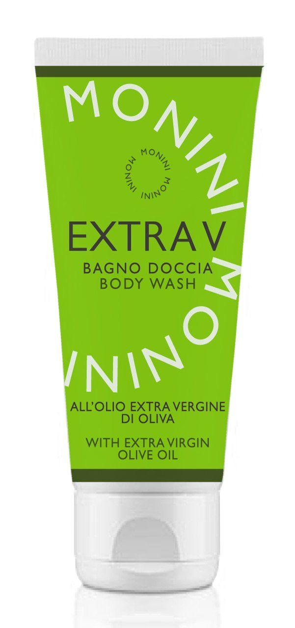 Monini Extra V Body Wash, 6.76 Ounce