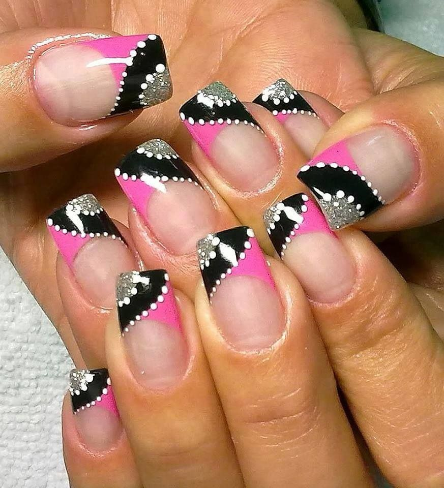 Nail art a nailartfingernägel pinterest gel nail art designs