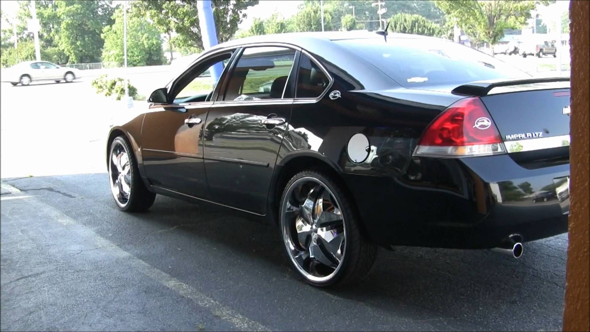 Black rims for chevy impala maxresdefault jpg