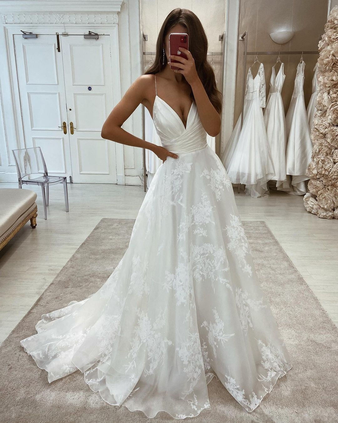 """Wedding Dresses Gallery on Instagram """"Decision,decision...Which ..."""