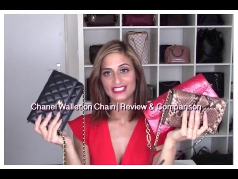 Chanel Wallet on Chain  9dc3dcffab1a3