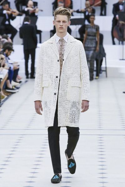 BURBERRY PRORSUM SS16 MENSWEAR COLLECTION