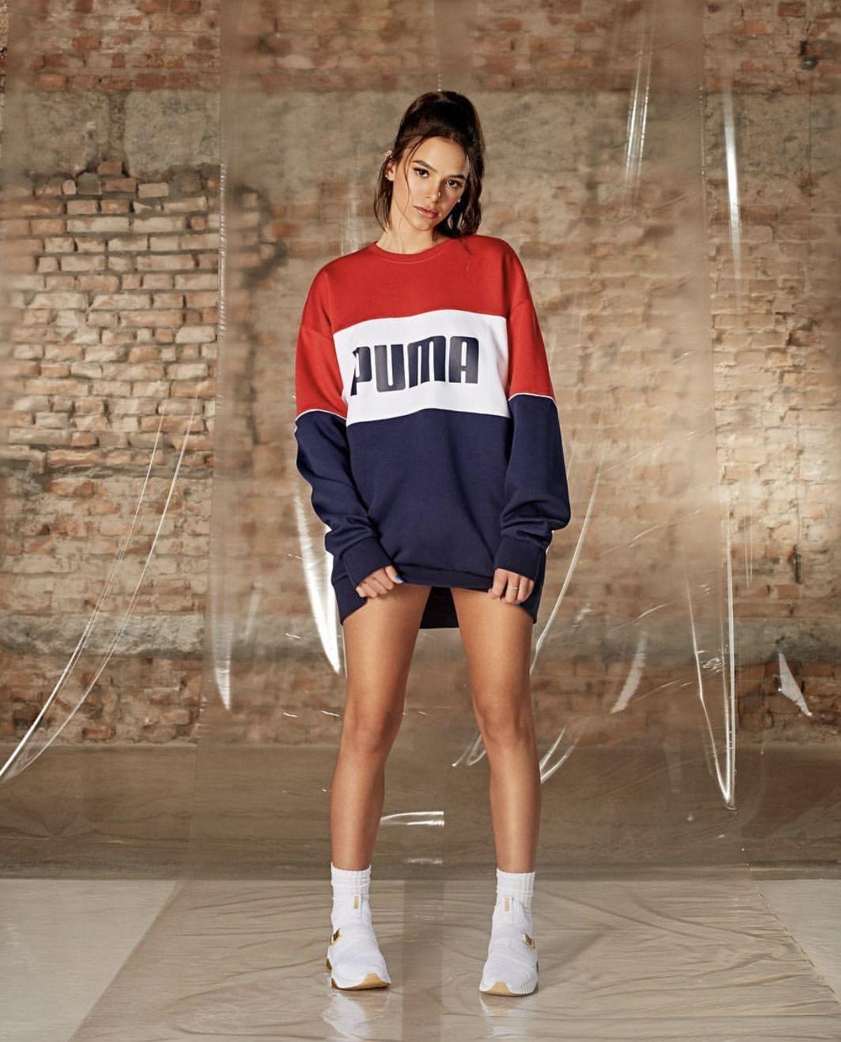 vestidos mujer marca puma