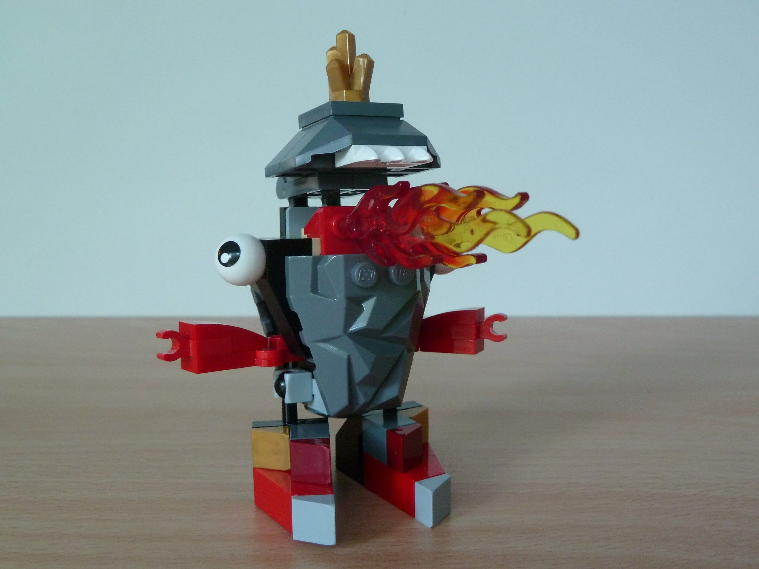 LEGO MIXELS ZORCH  SHUFF MIX instructions video with Lego 41502 and Lego 41505 Mixels Serie 1