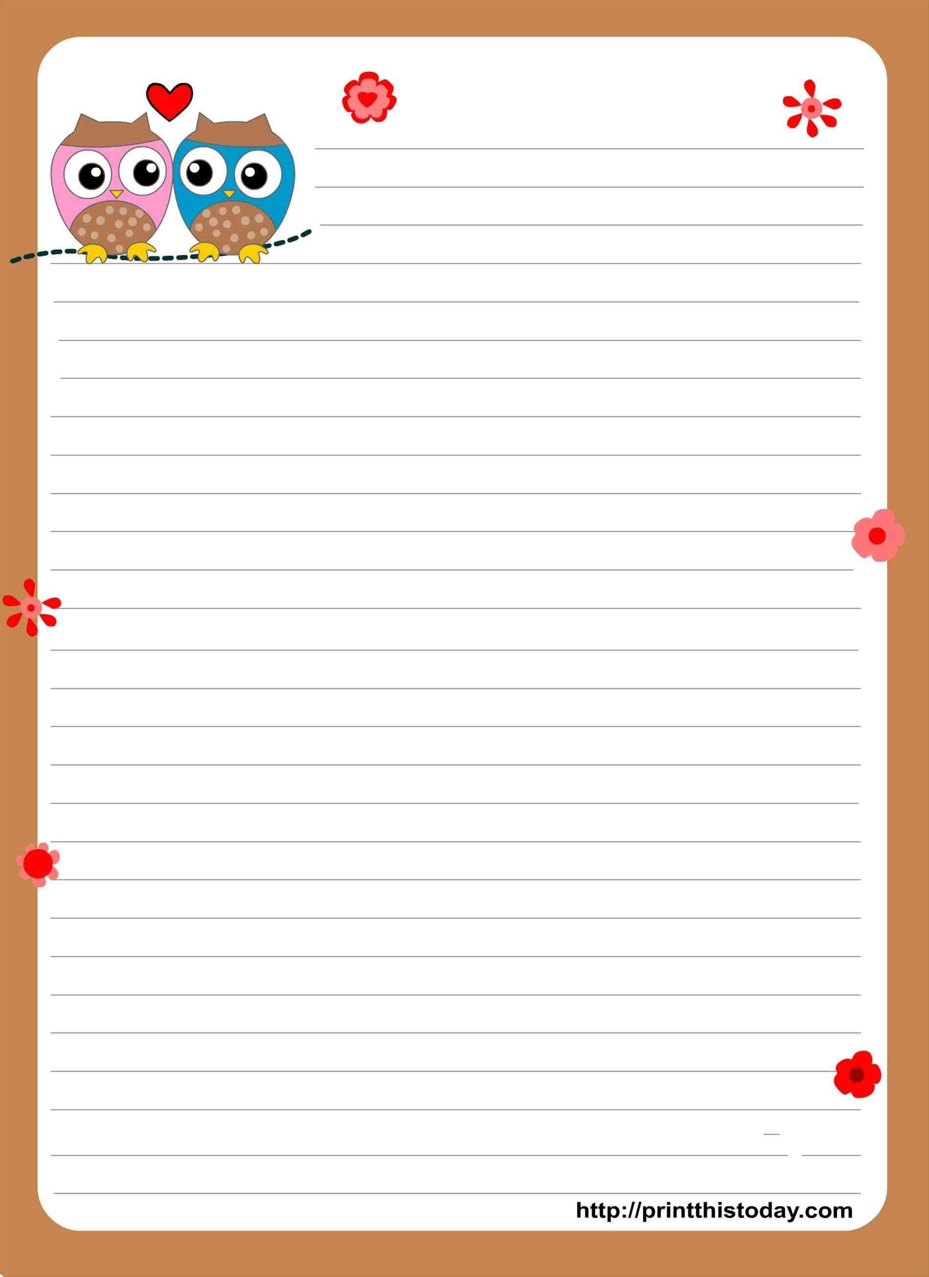 Christmas Letter Background Template In 2020 Letter Writing