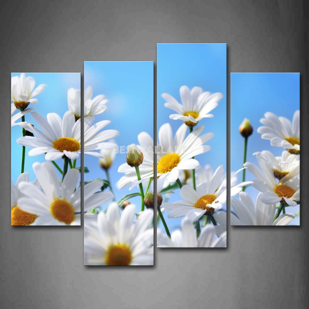 Compare Prices On Painted Daisy Flower Online Shoppingbuy Low