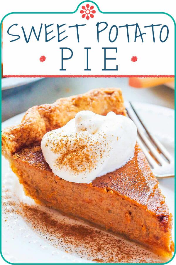 Classic Sweet Potato Pie Recipe Sweet Potato Pie Potato Pie Simply Recipes