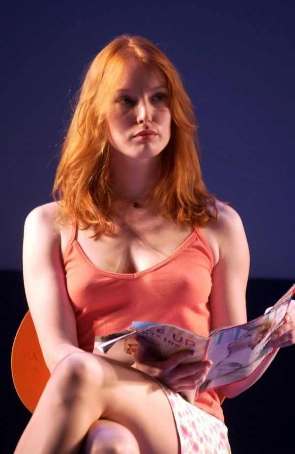 Red heads like alicia witt naked something is