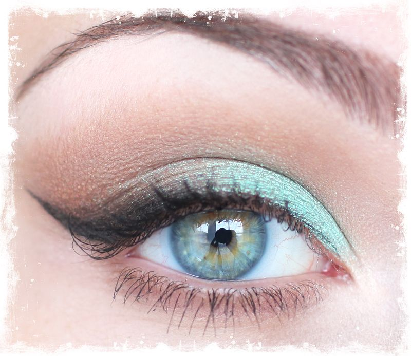 Eye make up. YT channel: http://www.youtube.com/user/katOsu (in polish)