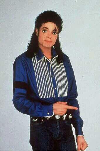 Rare Photo Of Michael:)