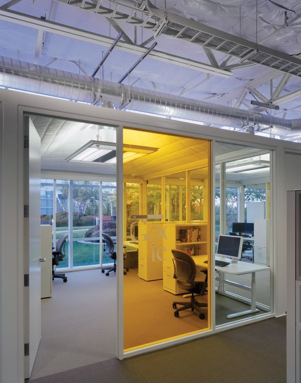 Google Headquarters, Silicon Valley by Clive Wilkinson Architects ...