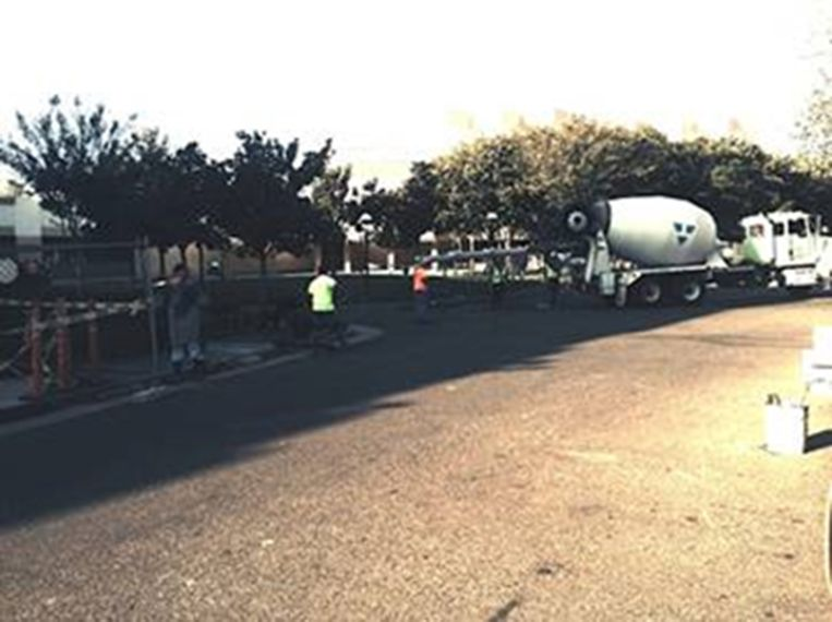 Construction is still underway at our Elk Grove Medical