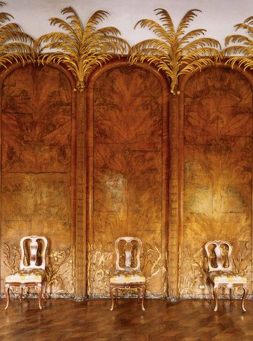 """A tour of the opulent castle of the 18th-century Prussian princess Frederica Sophie """"Margravine"""" Wilhelmina."""