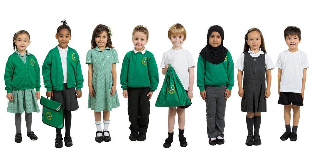 School uniform is important in a school environment ...