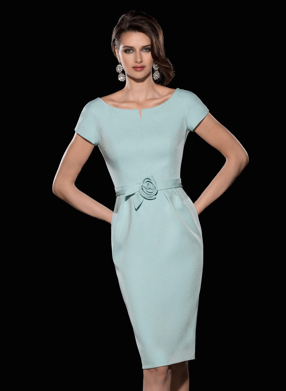 Vestido de Madrina de Teresa Ripoll (3548), colección city, medio ...
