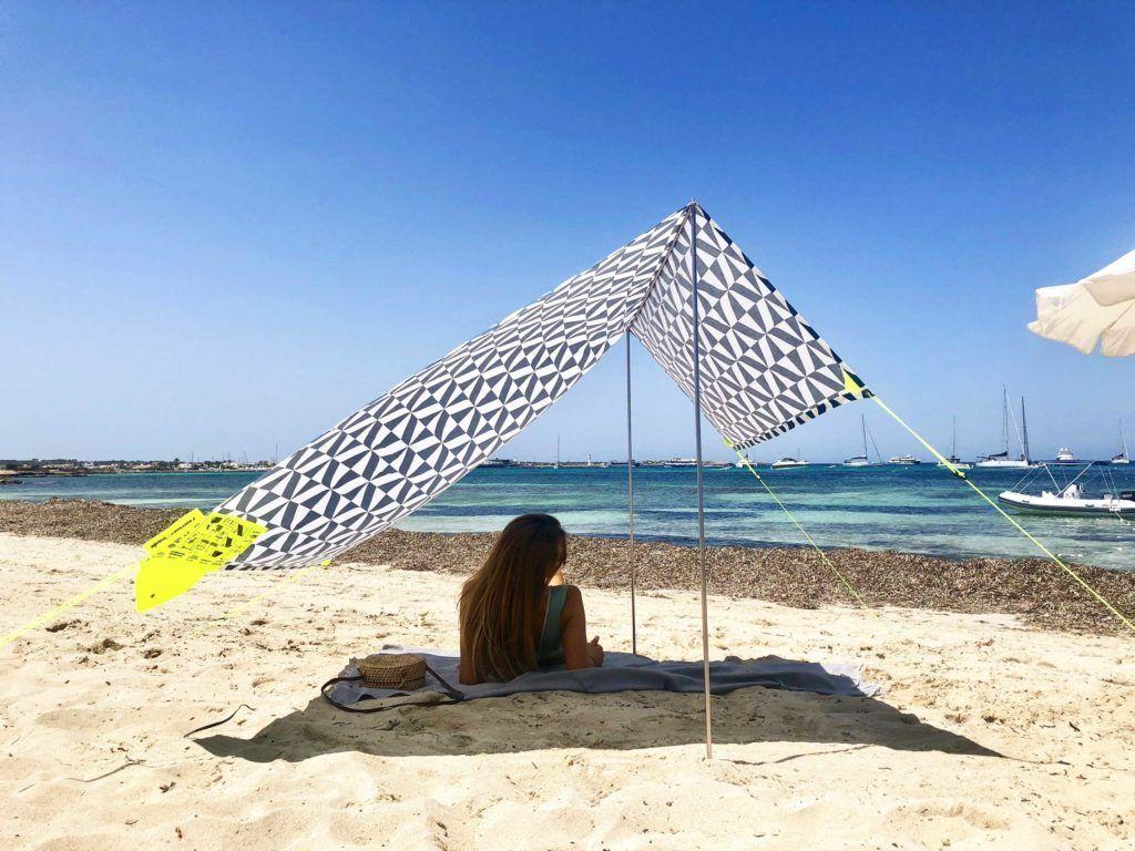 Miasun Offrez Vous De L Ombre The Original Miasun Parasol De Plage Fabrique En France Eshop Only Beach Shade Made In Fr Tente Plage Air France Plage