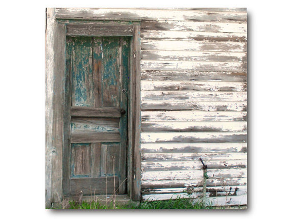 Rustic Country Photo Vintage Farmhouse Door Country Wall Decor