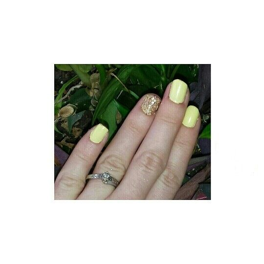 LVX In Lemon Drop Most Flattering Yellow Ever Bright Pastel Neon