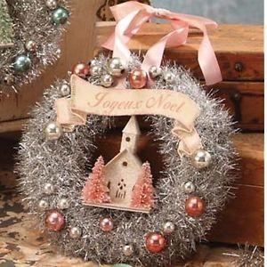 Bethany Lowe Christmas Ornaments.Bethany Lowe Christmas Christmas In The Pink Pink