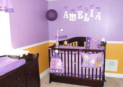 decoracion de cuartos para bebe (3) bebes Pinterest