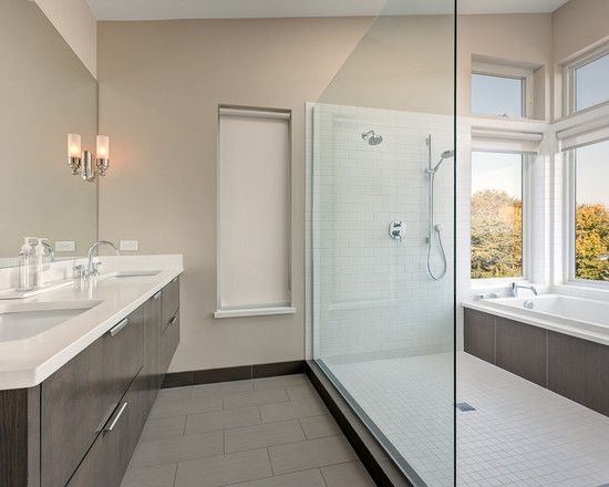 Perfect Bathroom Tub And Shower Together Design Pictures Remodel Decor And Ideas Wet Room Bathroom Bathroom Design Modern Bathroom Plan
