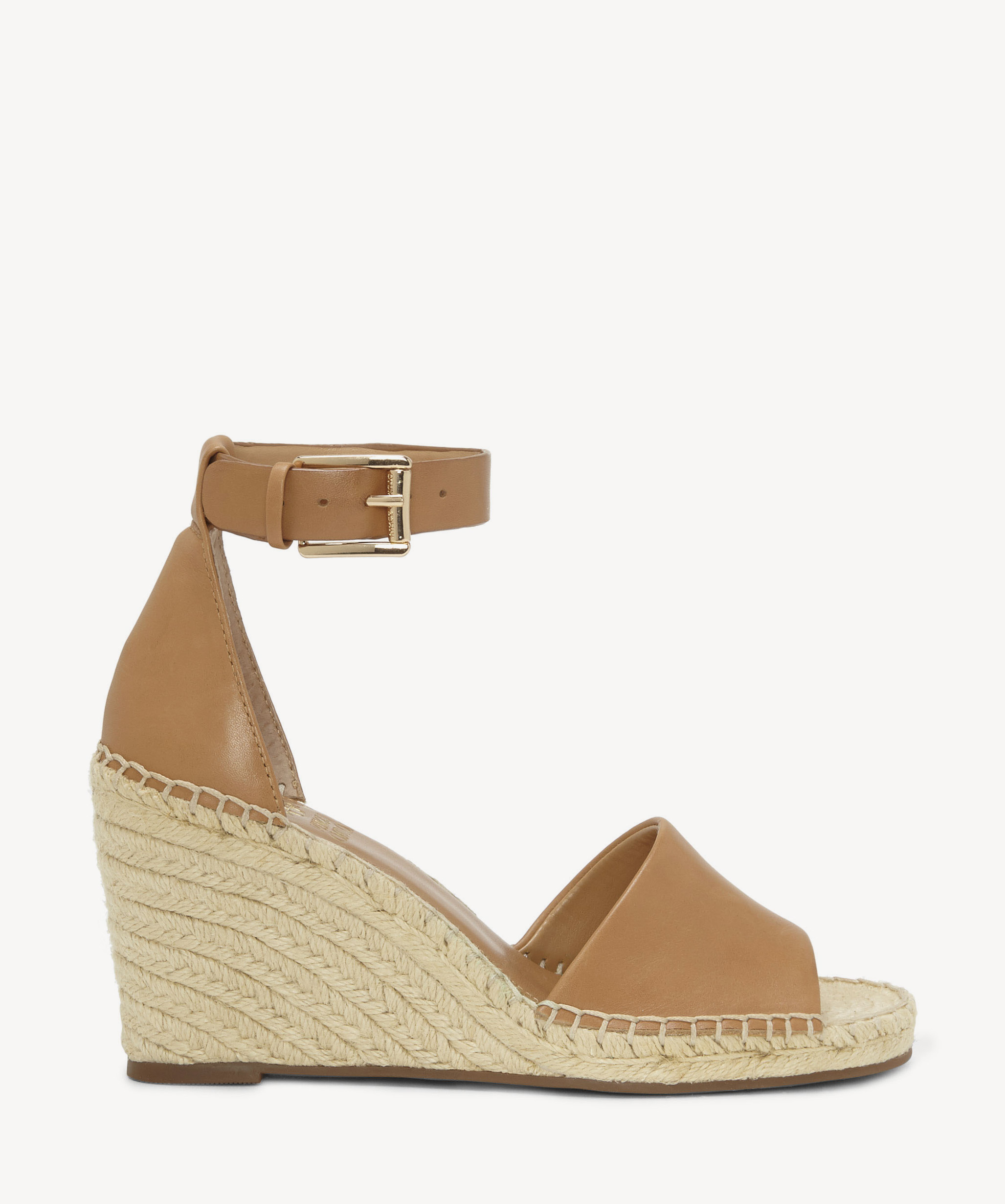 b9a550fdcc5f Vince Camuto Women s Leera Espadrille Wedges Tan