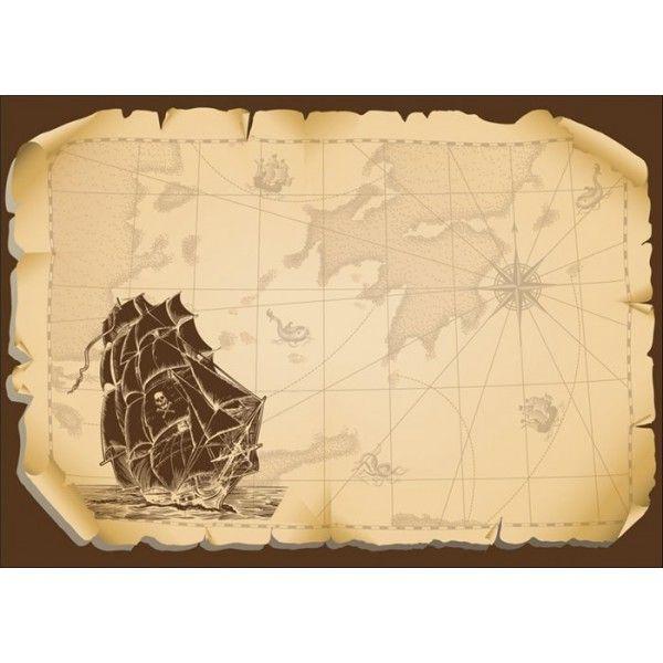 Приглашение на пиратскую вечеринку для детей шаблоны, рисунки