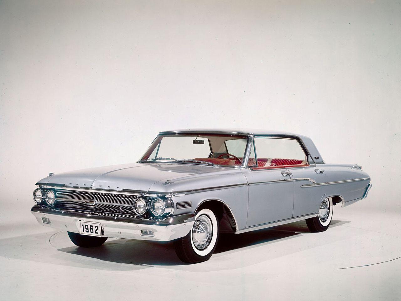 1962 mercury monterey hardtop sedan pistons pinterest sedans ford and cars. Black Bedroom Furniture Sets. Home Design Ideas