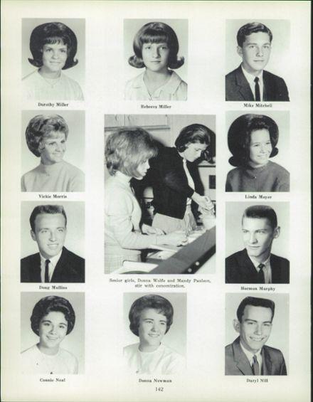 Pin On Class Of 1965 Seniors Walter E Stebbins Dayton Ohio