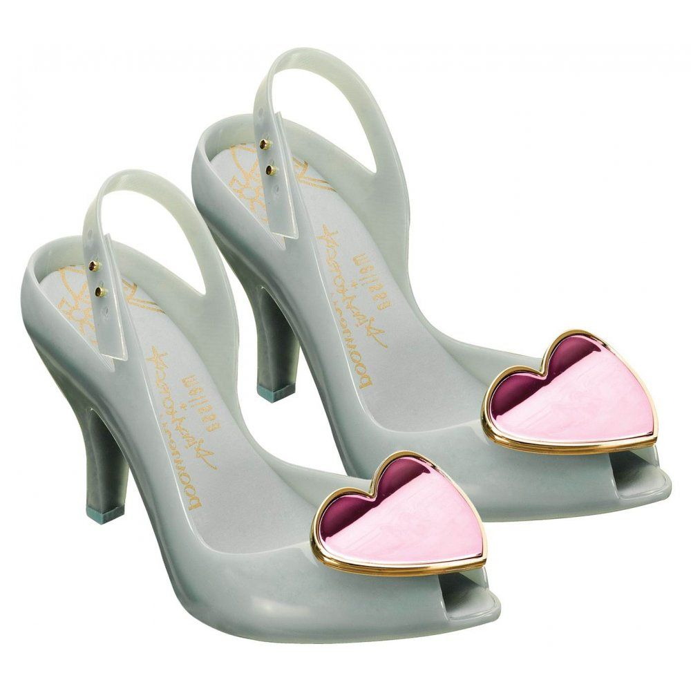 Melissa Vivienne Westwood Lady Dragon With Pink Heart