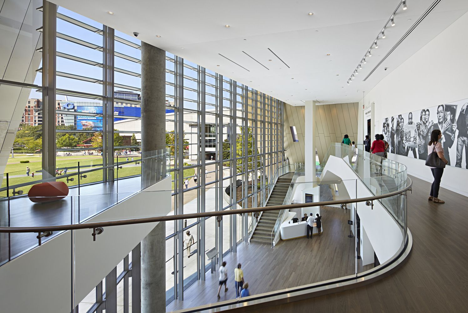 Gallery of National Center for Civil and Human Rights / The Freelon Group (Now part of Perkins+Will) + HOK - 9