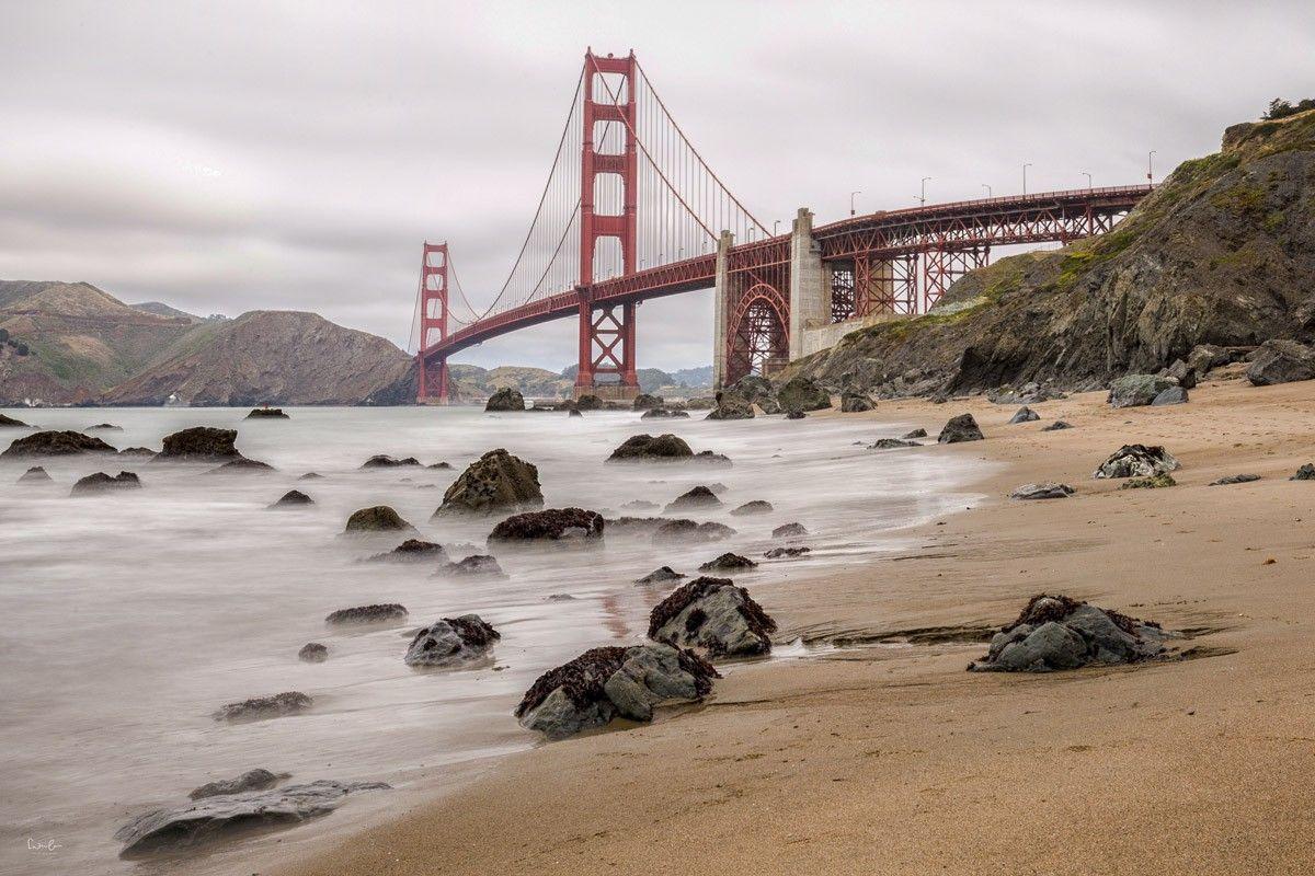 Golden Gate Bridge Aussichtspunkte Golden Gate Bridge Golden Gate Bridge Photography