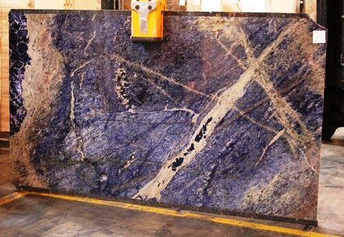 Countertop Color Sodalite Blue